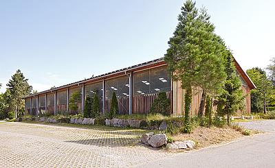 archiplan GmbH reithalle böblingen