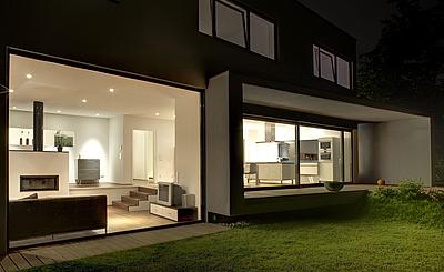 archiplan GmbH einfamilienhaus in exklusiver ruhiger lage