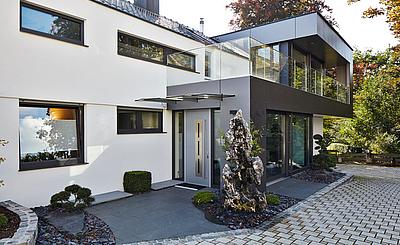 archiplan GmbH kanzleigebäude in schönaich