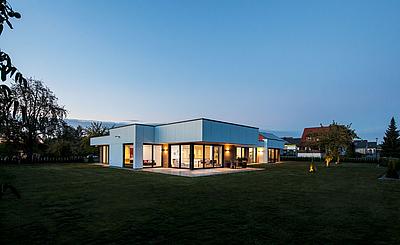archiplan GmbH bungalow am neckar