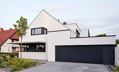 archiplan GmbH einfamilienhaus am schönbuch